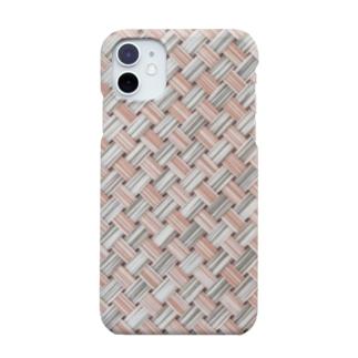 和~編み込み Smartphone cases