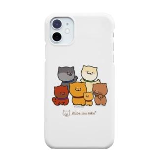 柴犬ブラザーズ Smartphone cases