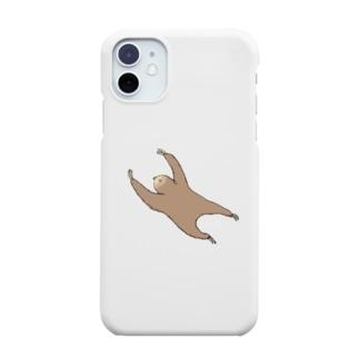 ナマケるナマケモノ Smartphone cases