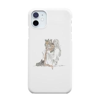 フラワーガール Smartphone cases