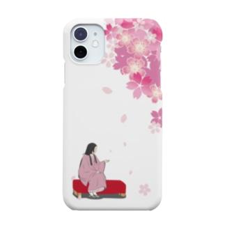 Japanese Princess 日本のお姫様 Smartphone cases
