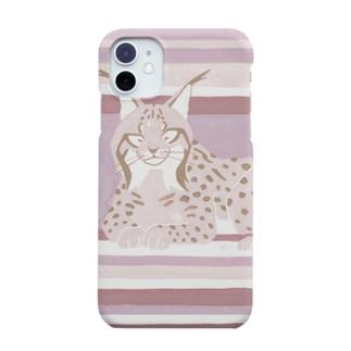 中條亜耶አያのスペインオオヤマネコ Smartphone cases