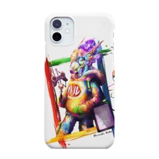 ゲーミング羊 Smartphone cases