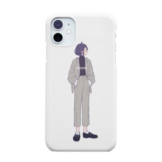 #OOTD_ジャケット Smartphone cases