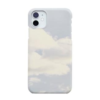 u ..のもくもくお空 Smartphone cases