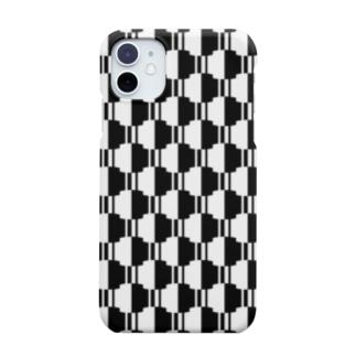 ふたご座のトリック(星座パターンシリーズ) Smartphone cases