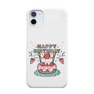 HAPPY BRITHDAY_4 Smartphone cases