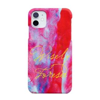 Misケース【M】ver./pink Smartphone cases