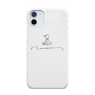 ナマステ Smartphone cases