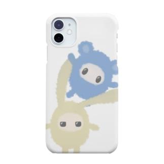 しおはね玩具店の肩ぐるまふれんず Smartphone cases