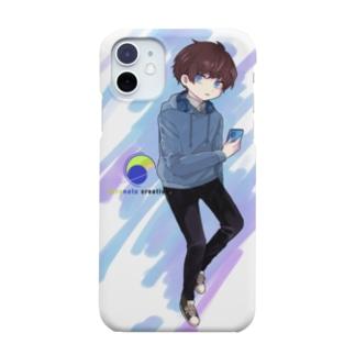 はるなつCreation 山威 翔 Smartphone cases