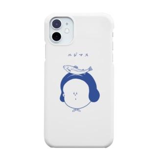 ニジマス Smartphone cases