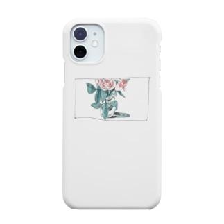inemouseのRose Smartphone cases