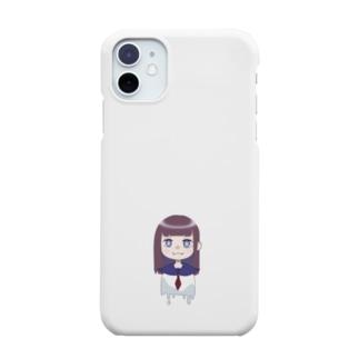 ゆぴのかわいい女のコ Smartphone cases