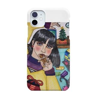クッキーモンスターと私 Smartphone cases
