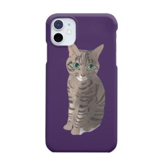 ウチのひめちゃん Smartphone cases