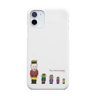 ミナミハチゴーのくるみ割り人形2020 Smartphone cases
