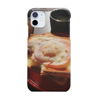 朝のラピュタパン Smartphone cases