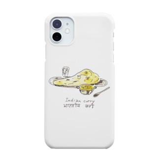 どっかのインドカレー Smartphone cases