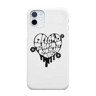 ことわざシリーズ Smartphone cases