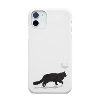 キャット Smartphone cases