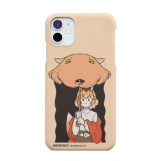 きつねさんとメンダコ Smartphone cases