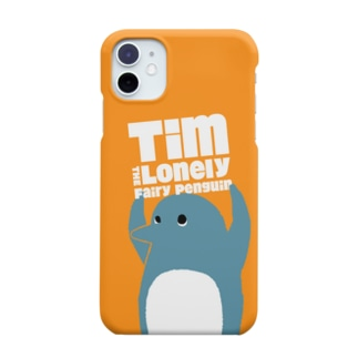 Tim the lonely fairy penguin Smartphone cases