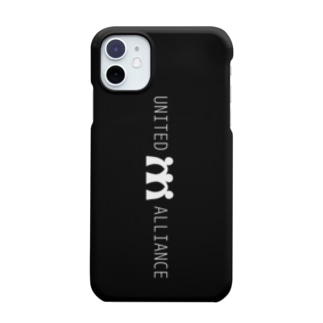 UPA peoples WHITE Smartphone cases