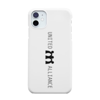 UPA peoples BLACK Smartphone cases