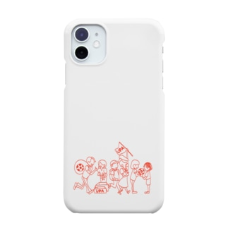 UPA method ORANGE Smartphone cases