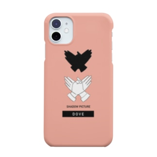 影絵_DOVE Smartphone cases