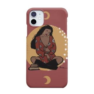 女性性の目覚め Smartphone cases