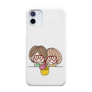 CHAMA×ジュース Smartphone Case