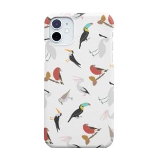 ふしぎなくちばしの鳥 Smartphone cases