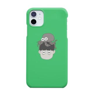 たこぼうず🟩 Smartphone cases
