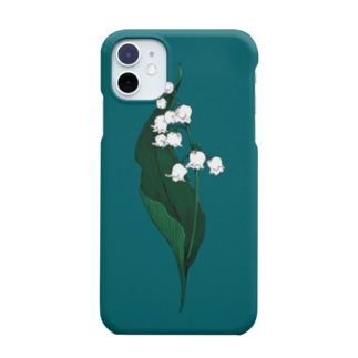 スズラン Smartphone cases