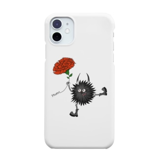 【母の日】ケサランThank you mom goods Smartphone cases