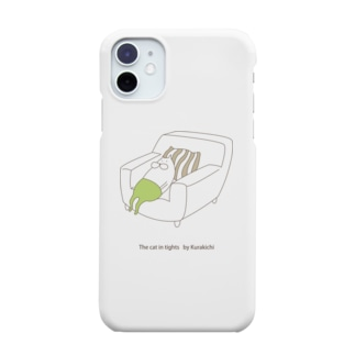 ねこタイツの休日 Smartphone cases