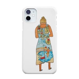 ムームーマム Smartphone cases