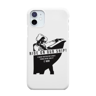 Ride on スマホケース Smartphone Case
