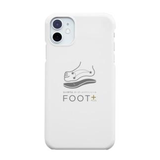 FOOT PLUS GOODS Smartphone cases