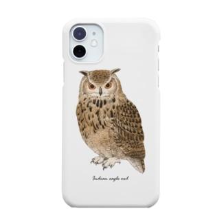 ベンガルワシミミズク カラー Smartphone Case