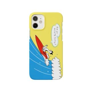 サーフ猫 Smartphone cases