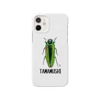タマムシ Smartphone cases