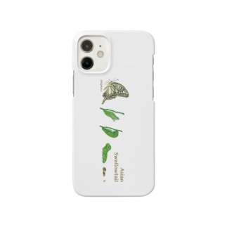 Asian Swallowtail Smartphone cases