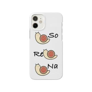それな❗️でんでん虫🐌 Smartphone cases