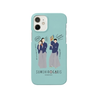 zakkaYOSHIMOTO すゑひろがりず Smartphone cases