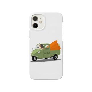 PUI PUI 急便 Smartphone cases