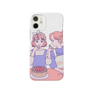 choco cream Smartphone cases