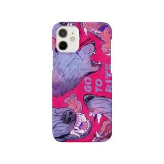 タタナ幻獣館のGO TO BITE Smartphone cases